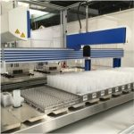 Fully automated Used Oil Sample Preparation & Dilution station with an automated storage system