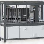 De DNA-extractiemachine