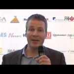 Schleifenbauer pitch tijdens IT Room Infra