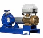 Persbericht KSB: KSB introduceert nieuw ontwikkelde hoog-efficiënte elektromotor