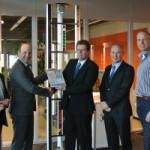 Persbericht: Uniek Siemens Alpha Partnership voor AP Nederland te Kolham
