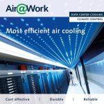 Nog meer voordeel te behalen met het toepassen van het Air@Work datacenter koelsysteem.