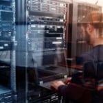 Digitalisering en virtualisering van het datacenter proces