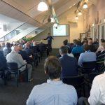 Energieke start IT Room Infra event 2018 met brancheborrel