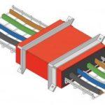Brandwerende Box voor kabels