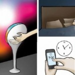 Gesture controlled lighting