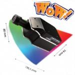 Cronus: spectrometer en colorimeter