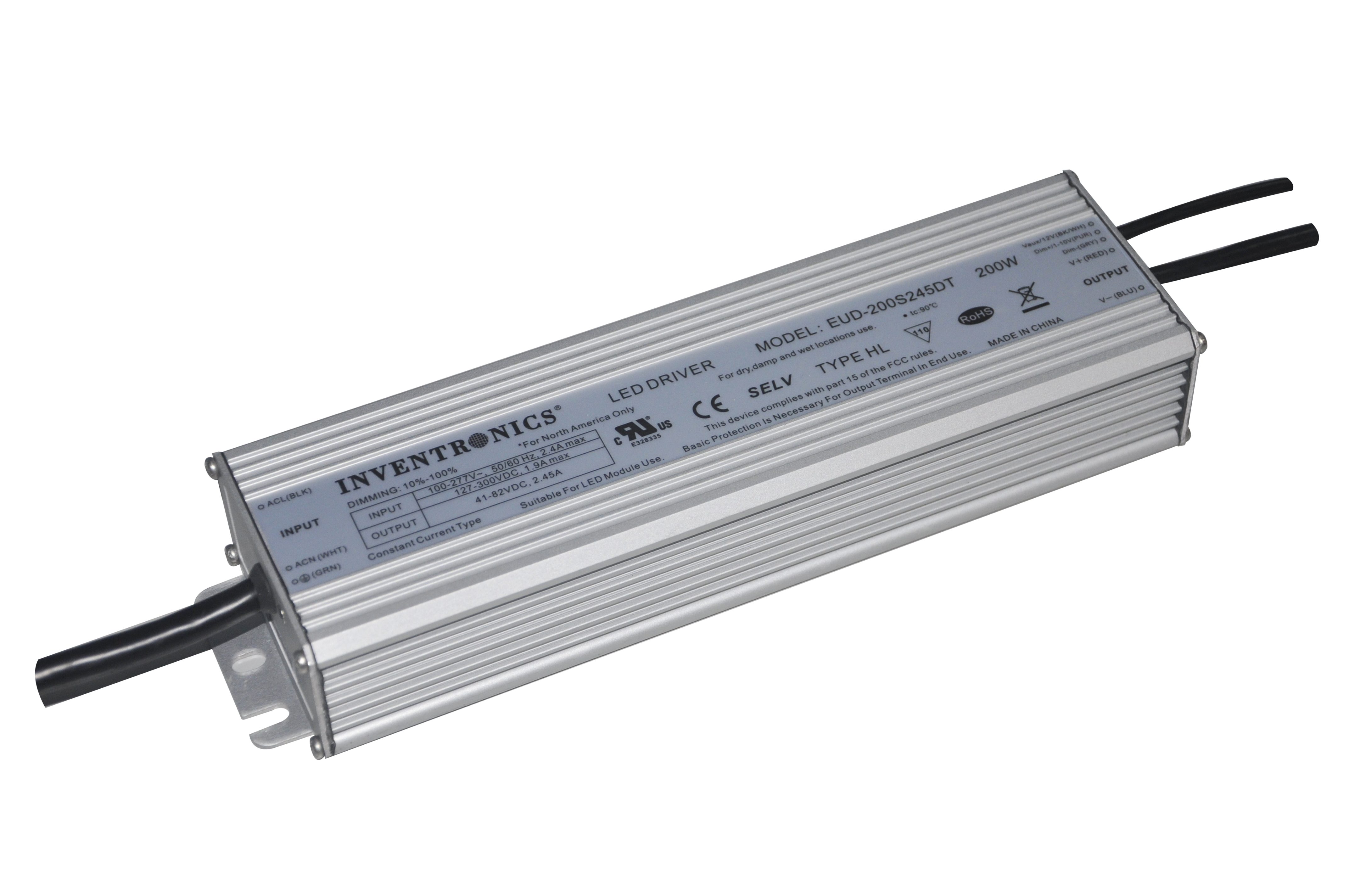 Alcom represents: Inventronics Programmable Outdoor LED Drivers with ...
