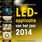 DÉ LED-applicatie van 2014 – Invisua Masterspot SR