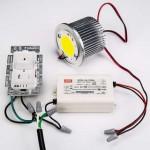 De vermogensmeter voor LED techniek