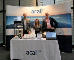 Stand Acal BFi met photonics gerelateerde oplossingen
