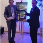 Tunable White Spotlight wint prijs LED Applicatie 2016 in België