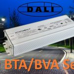 PROGRAMMABLE OUTDOOR LED DRIVERS WITH DALI