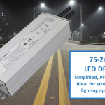 75-240W IP67 LED Drivers