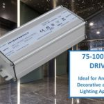 75W, 100W and 150W Constant Voltage LED Drivers
