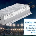 New 1200W LED Drivers