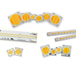 Bridgelux Triples Vesta® Series Family of Tunable White Products