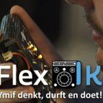 FlexKlok: Ymif droomt, denkt, durft en doet!