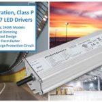 IP66/IP67 LED Driver Family with UL Class P