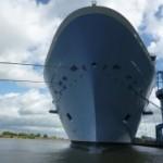 Compenseren van scheepsbewegingen: Ampelmann presenteert de juiste balans