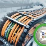 Industrial Ethernet Cat.6A kabel, nu in MaxMax uitvoering
