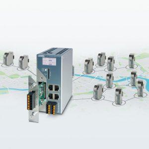 Ethernet-extendersysteem voor uitgestrekte IP-netwerken