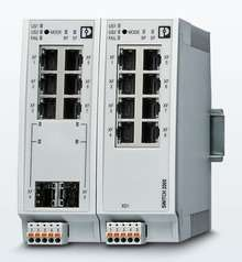 Switches voor PROFINET-toepassingen