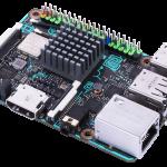 Asus Tinker Board S met krachtige en moderne quad-core ARM-processor, de Rockchip RK3288