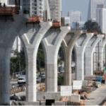 Strukton technologie voor monorail Sao Paulo