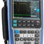 Portable oscilloscoop van R&S, de RTH serie