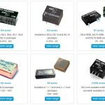 Specialist in the supply of high-quality DC/DC converters, for more than 25 years
