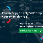 Vacature: Sales engineer Measurement & Control