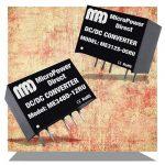 New 3W Miniature DC/DC converter