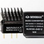 High Power Density 30W DC/DC Converter