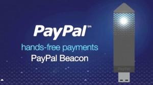 PayPal Beacon Bluetooth Smart II