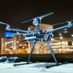 Metatronics ontwikkelt prototype van vliegende straatverlichting