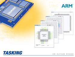 Altium broadens ARM CortexM device support to its TASKING C compiler