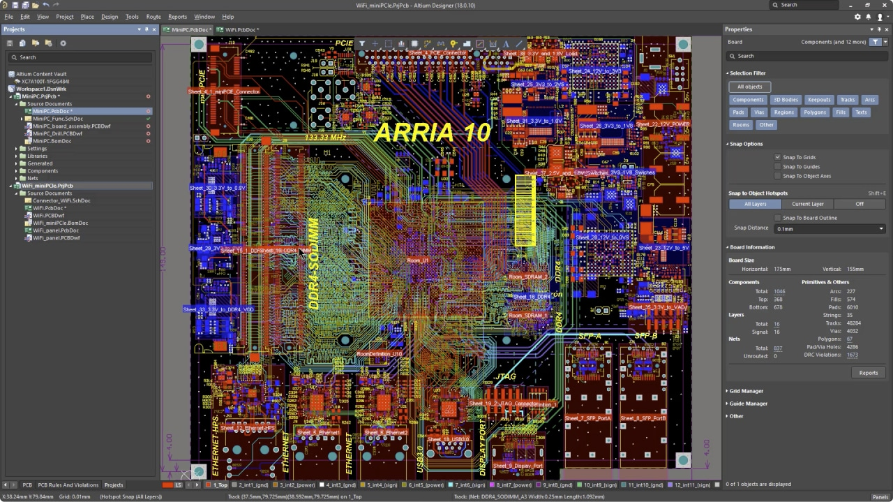 ALTIUM DESIGNER 16: How your productivity can be increased