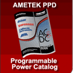 Ametek Programmable Power catalogus