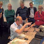 Interactieve ESD sessie over Handgereedschap een groot succes!