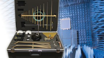 Complete antenne testkit