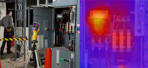 Fluke VT04 visuele infraroodthermometer
