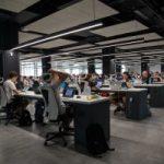De transformatie van kantoren naar office as a service