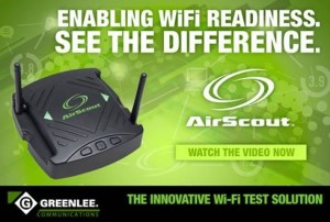 Airscout WiFi