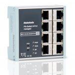Nieuwe PROFINET Switch met 8x RJ45 poorten