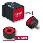 CES mini RFID actuator met één montage-gat