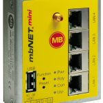 mbNET.mini – Compacte VPN router