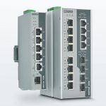 Industriële Power over Ethernet-switches