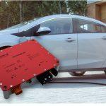 DC/DC-converter voor elektrische voertuigen