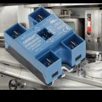 Dubbel solid state relais snel te installeren